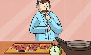 Giúp đầu bếp gỡ rối bài toán trong cuộc thi nấu ăn