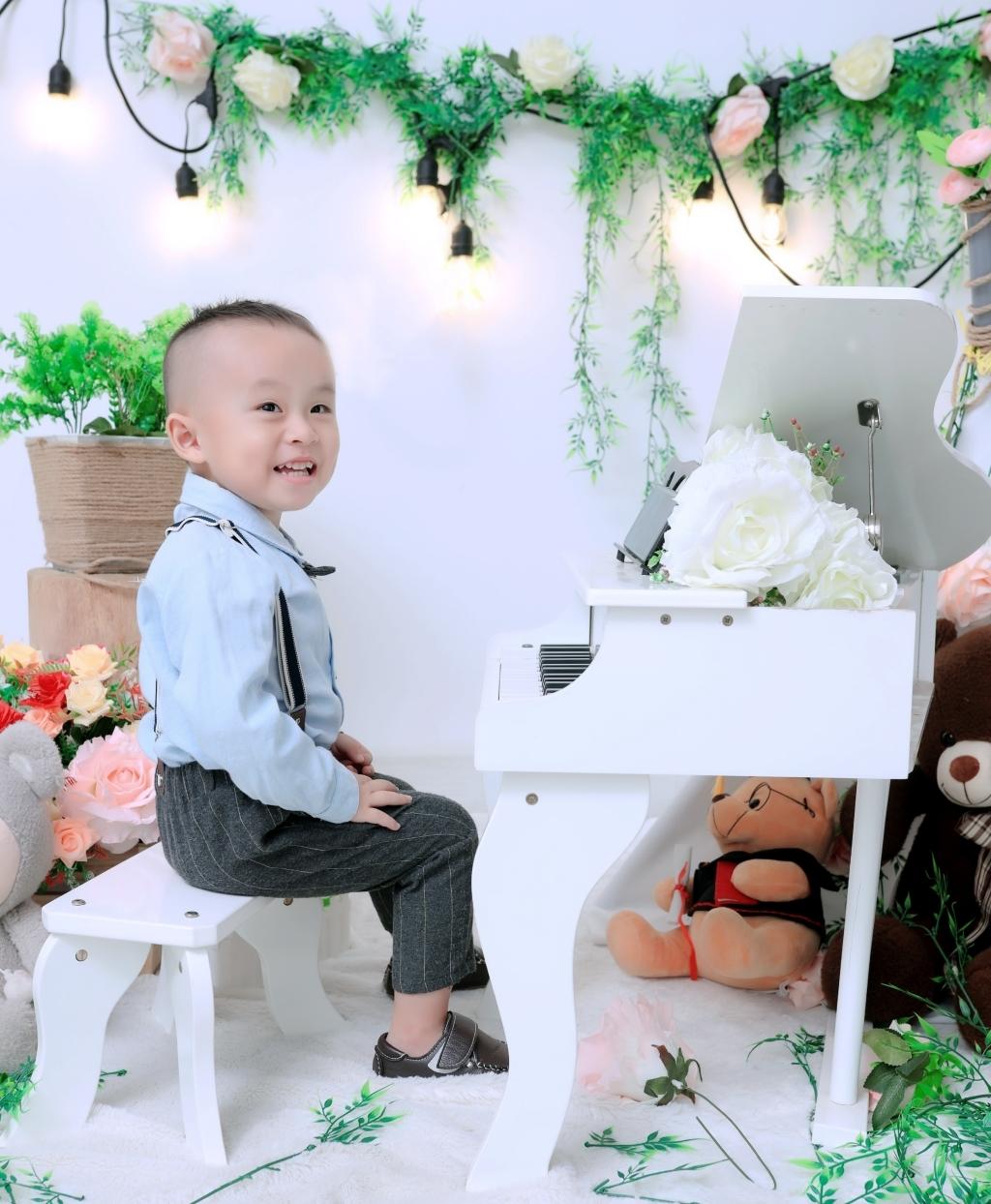 Em bé hay cười - 8