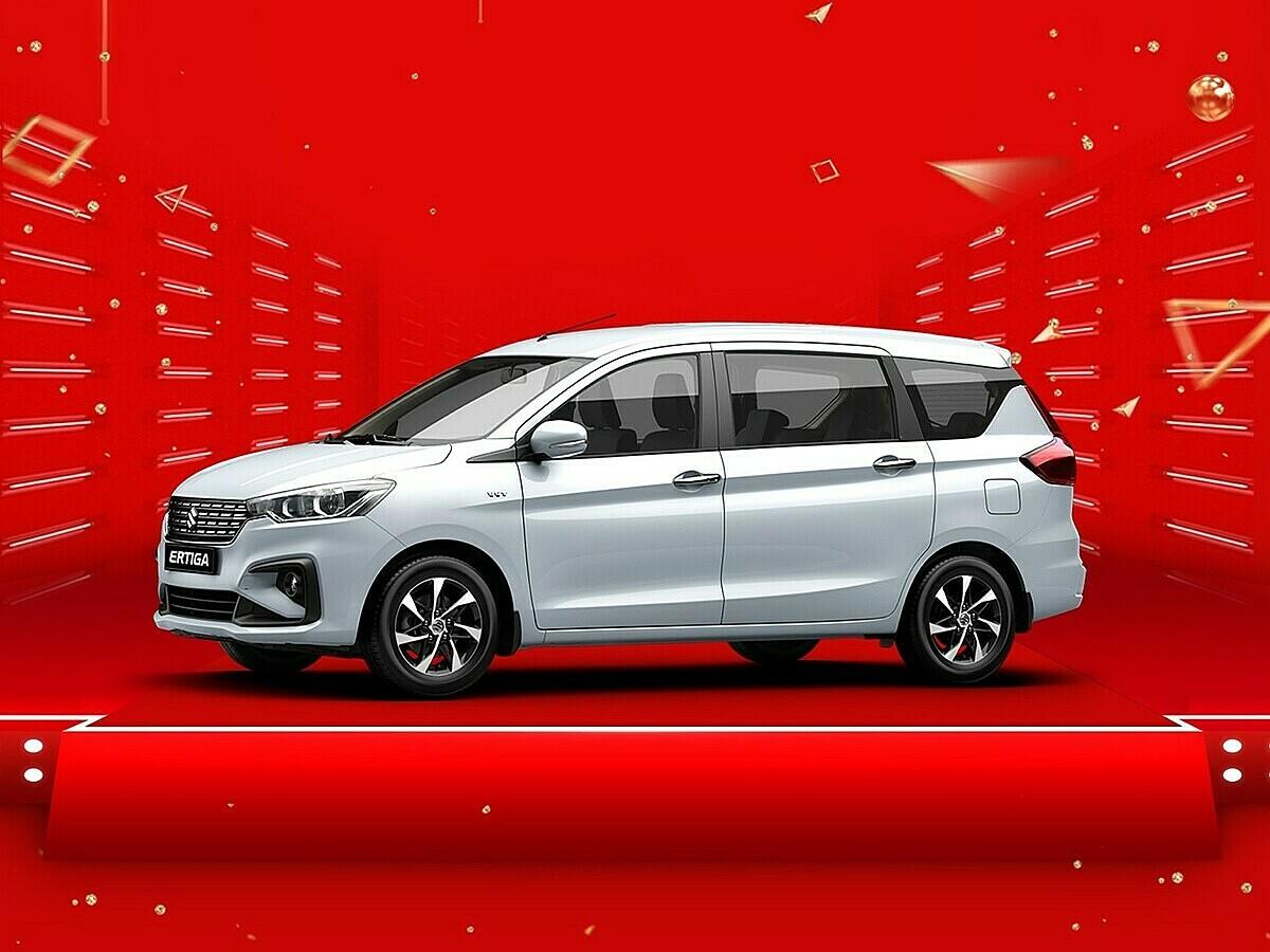 Suzuki Ertiga phiên bản mới.