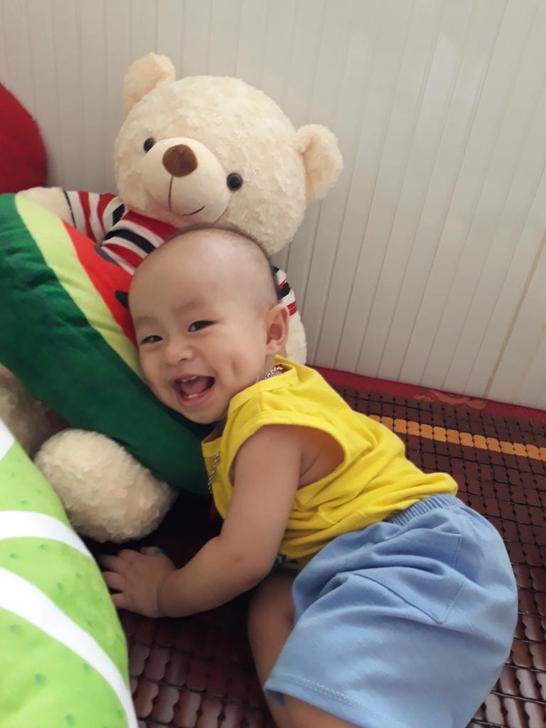 Em bé hay cười - 4