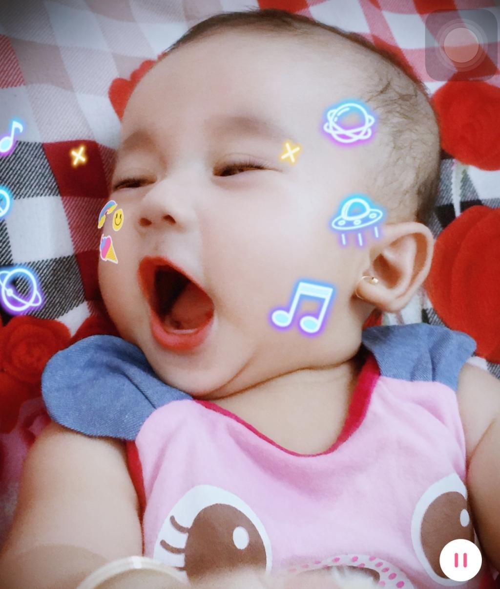 Misu là niềm hạnh phúc của mẹ - 10