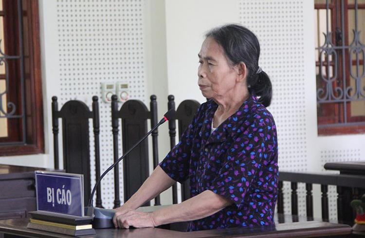 Bị cáo Phạm Thị Hường.