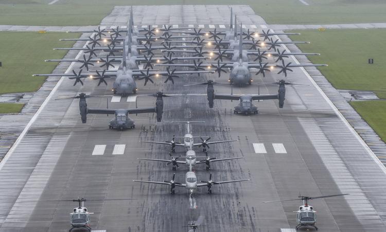 Căn cứ Mỹ tại Nhật diễn tập voi đi bộ giữa Covid-19