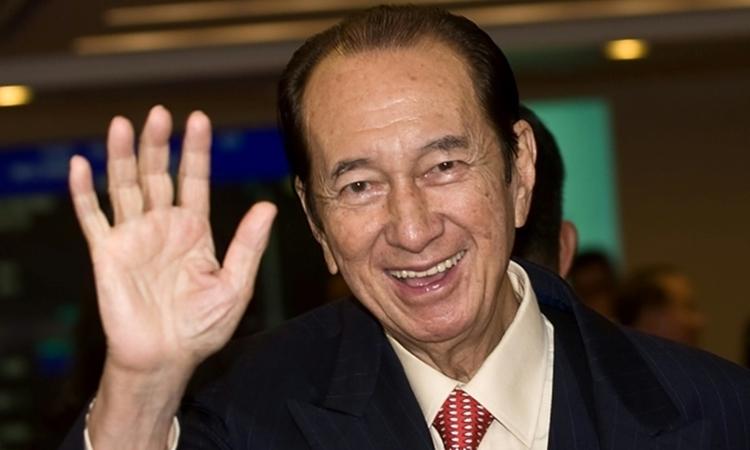 Hà Hồng Sân tại Hong Kong năm 2008. Ảnh: Reuters.