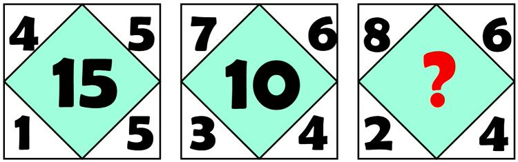 Năm câu đố IQ - 8