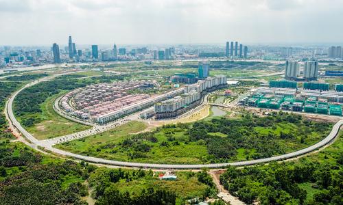 Thành phố phía Đông Sài Gòn sẽ như thế nào?