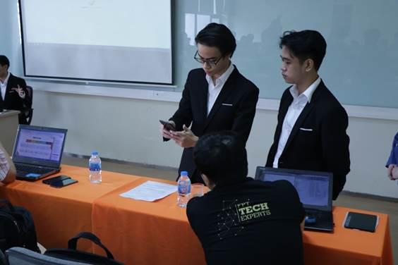 TitleSV ĐH FPT dùng AI cải thiện dịch vụ hành chính công của Bưu điện Việt Nam (xin edit)