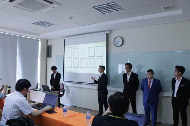 TitleSV ĐH FPT dùng AI cải thiện dịch vụ hành chính công của Bưu điện Việt Nam (xin edit) - 1