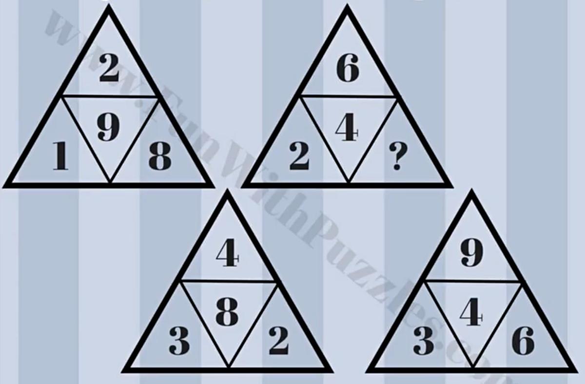 Thử thách IQ với năm câuđố toán học