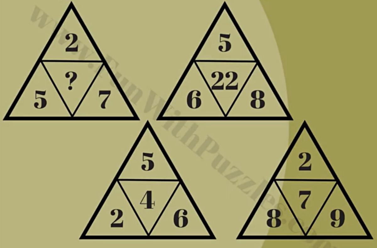 Thử thách IQ với năm câuđố toán học - 4