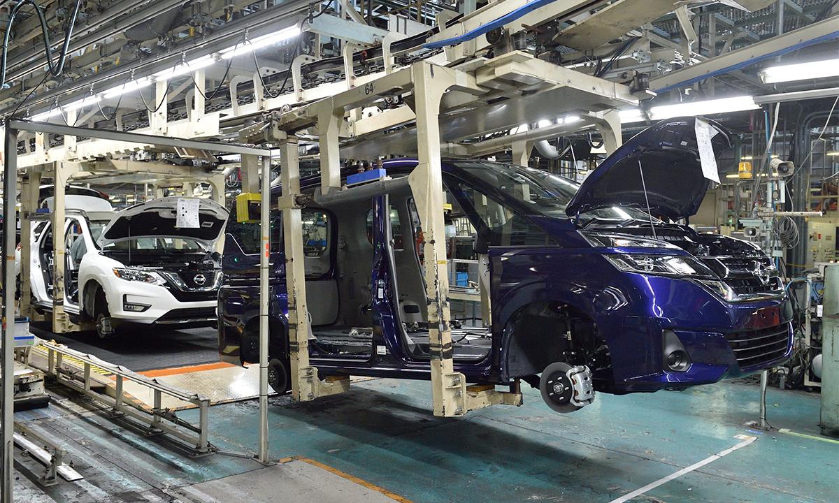 Nissan tập trung sản xuất tại Thái Lan, bỏ nhà máy ở Indonesia. Ảnh: Nissan