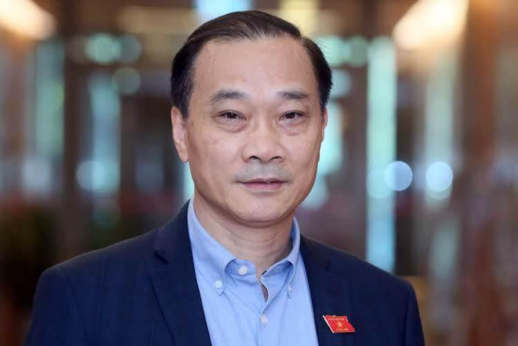 Chủ nhiệm Uỷ ban Kinh tế Vũ Hồng Thanh. Ảnh: Ngọc Thắng