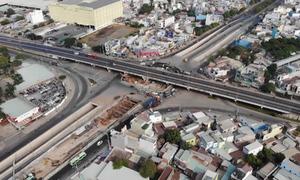 4 dự án giao thông chậm tiến độ ở Sài Gòn