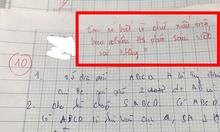 Học trò bị cảnh cáovì phân tích thơ bằng kiến thức địa lý - 5