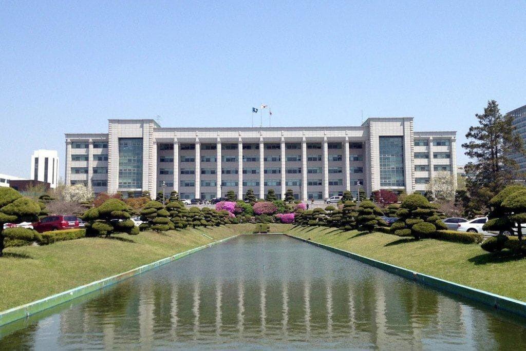 Đại học Inha, Hàn Quốc. Ảnh: Diary Store