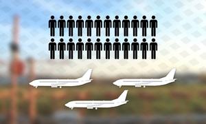 'Hãng hàng không' chuyên chở tù nhân