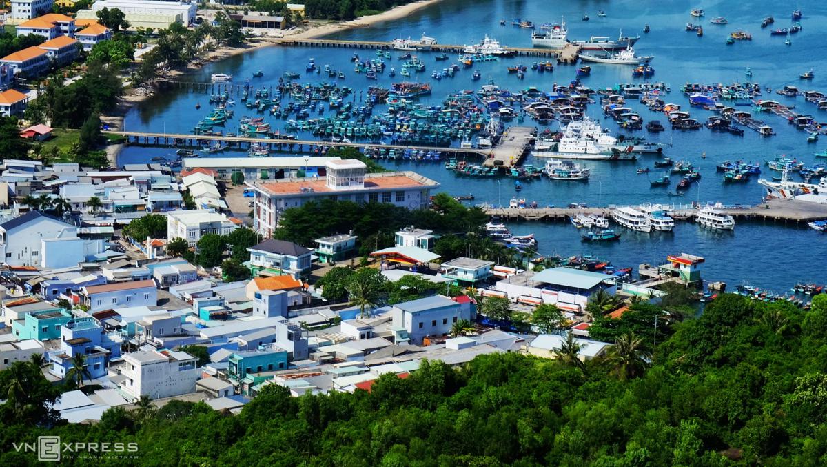 Đảo Phú Quốc (tỉnh Kiên Giang). Ảnh: Khánh Trần