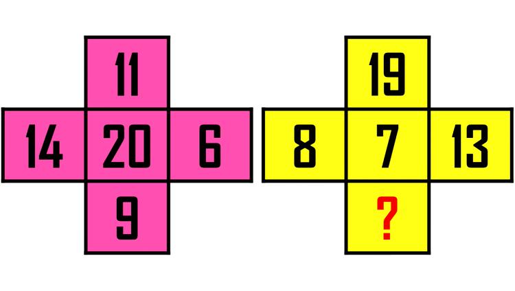 Năm câu đố Toán học - 8