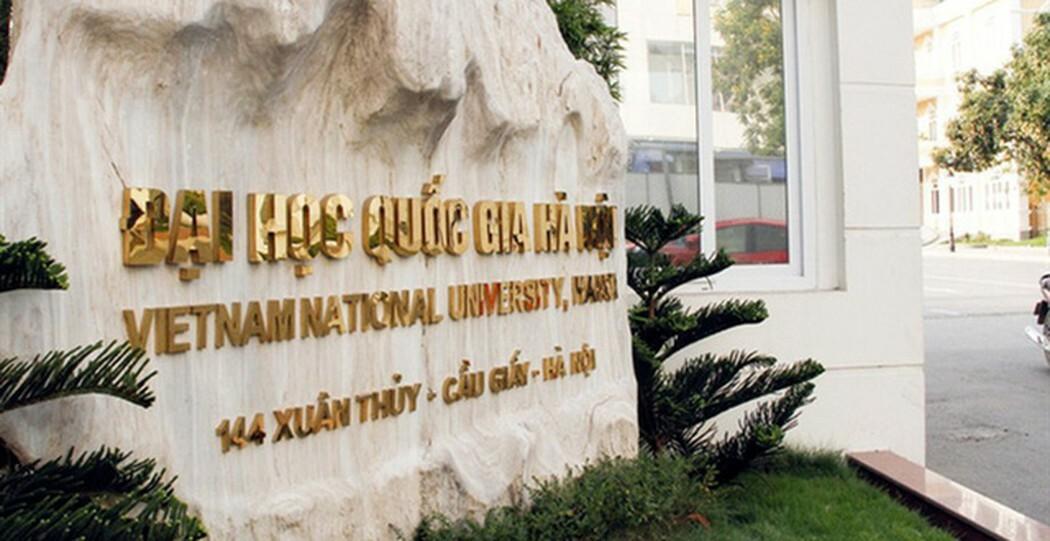 Một góc Đại học Quốc gia Hà Nội. Ảnh: VNU