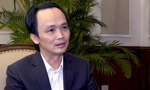 Ông Trịnh Văn Quyết: Thủ tục là cơ hội vàng cho nhà đầu tư