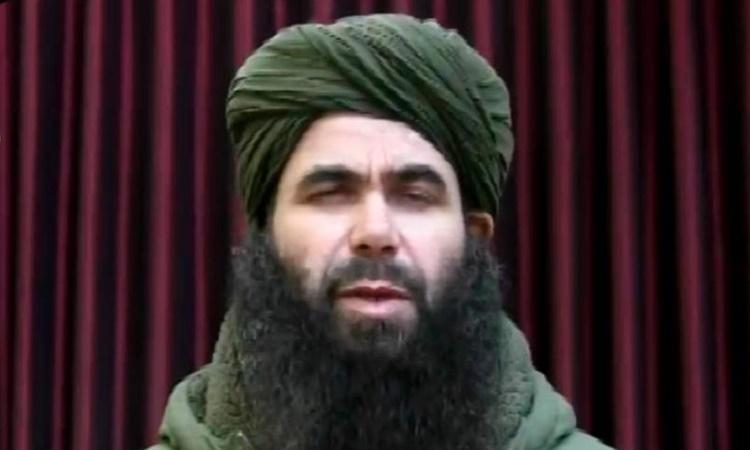Thủ lĩnh al-Qaeda ở Bắc Phi Abdelmalek Droukdel. Ảnh: AP.