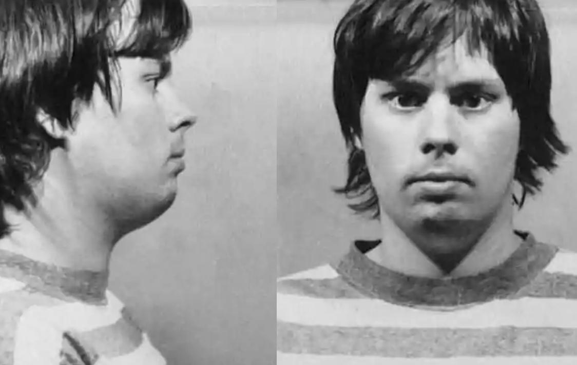 Walter Ogrod khi bị bắt giữ vào năm 1992. Ảnh: Philadelphia Police.