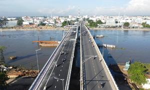 6 cây cầu được thông xe ở Long An