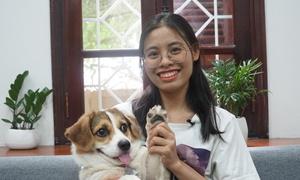 Thẻ nhận diện điện tử cho thú cưng