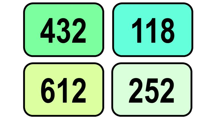 Thử tài suy luận với năm câu đố Toán học - 2