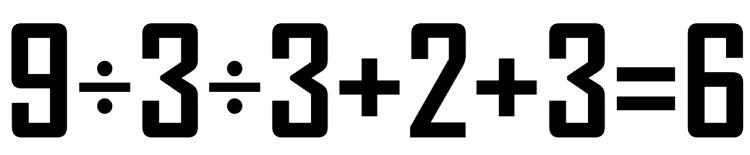 Thử tài suy luận với năm câu đố Toán học - 6