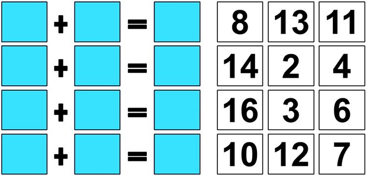 Thử tài suy luận với năm câu đố Toán học - 8