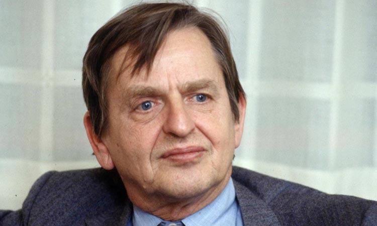 Cố thủ tướng Thụy Điển Olof Palme hồi năm 1984. Ảnh:Reuters.