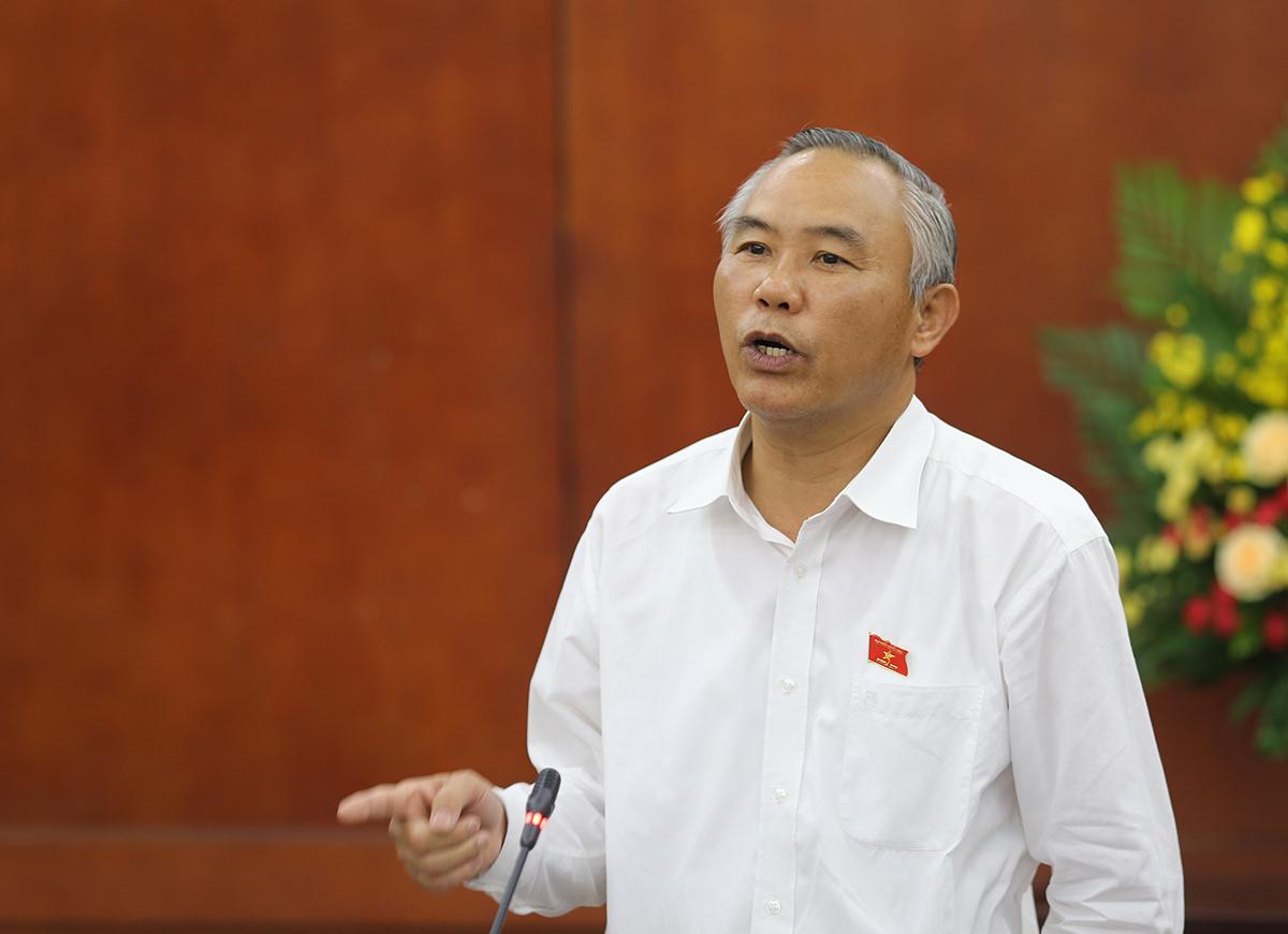 Ông Phùng Đức Tiến, Thứ trưởng Bộ Nông nghiệp và phát triển nông thôn. Ảnh: Tất Định.