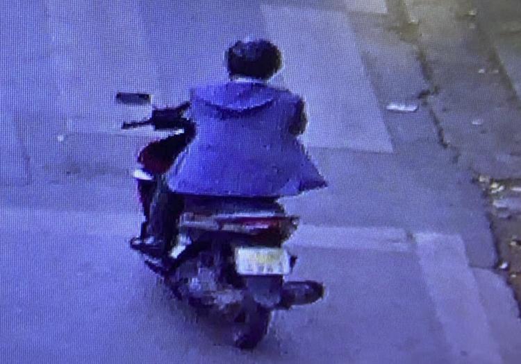 Hình ảnh kèm theo thông báo mà giáo viên trường THCS Trưng Vương gửi tới phụ huynh. Ảnh: Phụ huynh cung cấp.