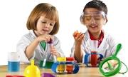 Cách tạo phòng thí nghiệm ảo cho trẻ