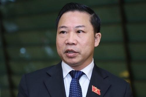 Ông Lưu Bình Nhưỡng, Phó ban Dân nguyện Quốc hội. Ảnh: Trung tâm báo chí Quốc hội