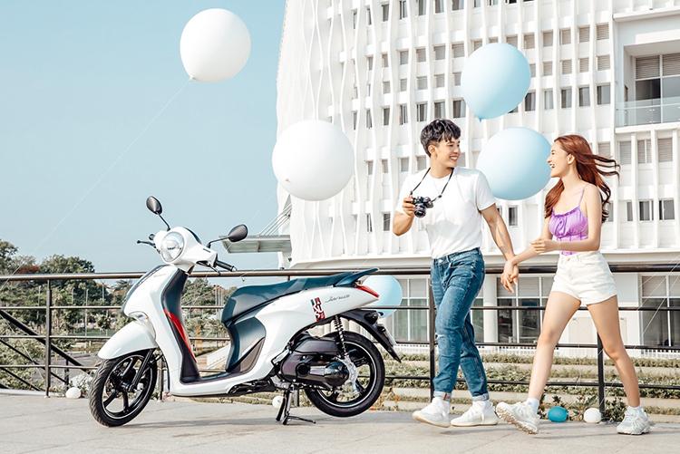 Yamaha Janus tại Việt Nam.