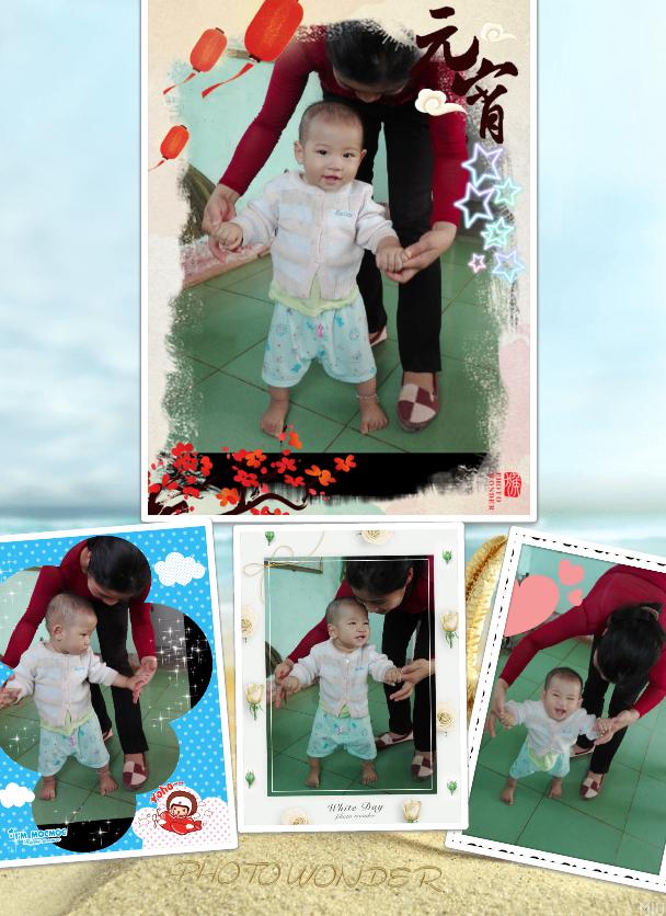 Những bước chân đầu tiên của con - 8