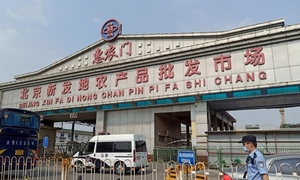 Tân Phát Địa - chợ đầu mối khiến nCoV tái bùng phát ở Bắc Kinh