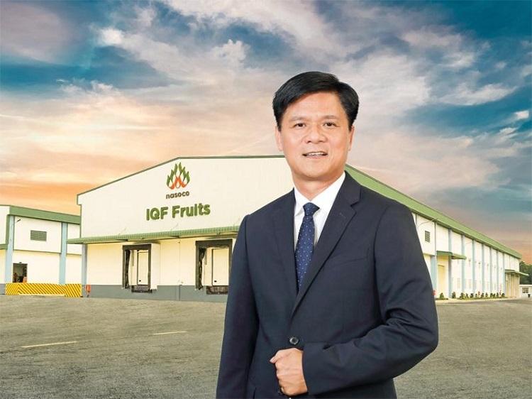 ÔngNguyễn Mạnh Hùng - Chủ tịch HĐQT,Tổng giám đốcNafoods Group, một diễn giả sẽ tham gia chương trình.