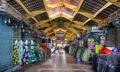 Sạp chợ Bến Thành đóng cửa vì khách Việt ruồng bỏ