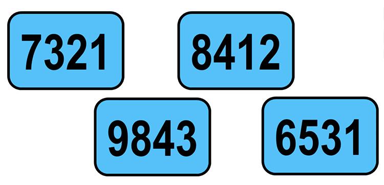 Thử thách Toán học với năm câu đố - 2