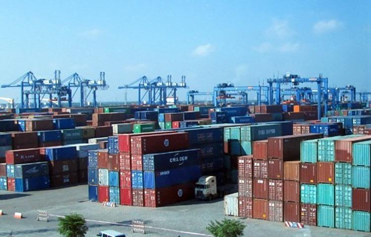 Cát Lái hiện làcảngcontainer quốc tếlớnvà hiện đạinhất Việt Nam. Ảnh: Hữu Công