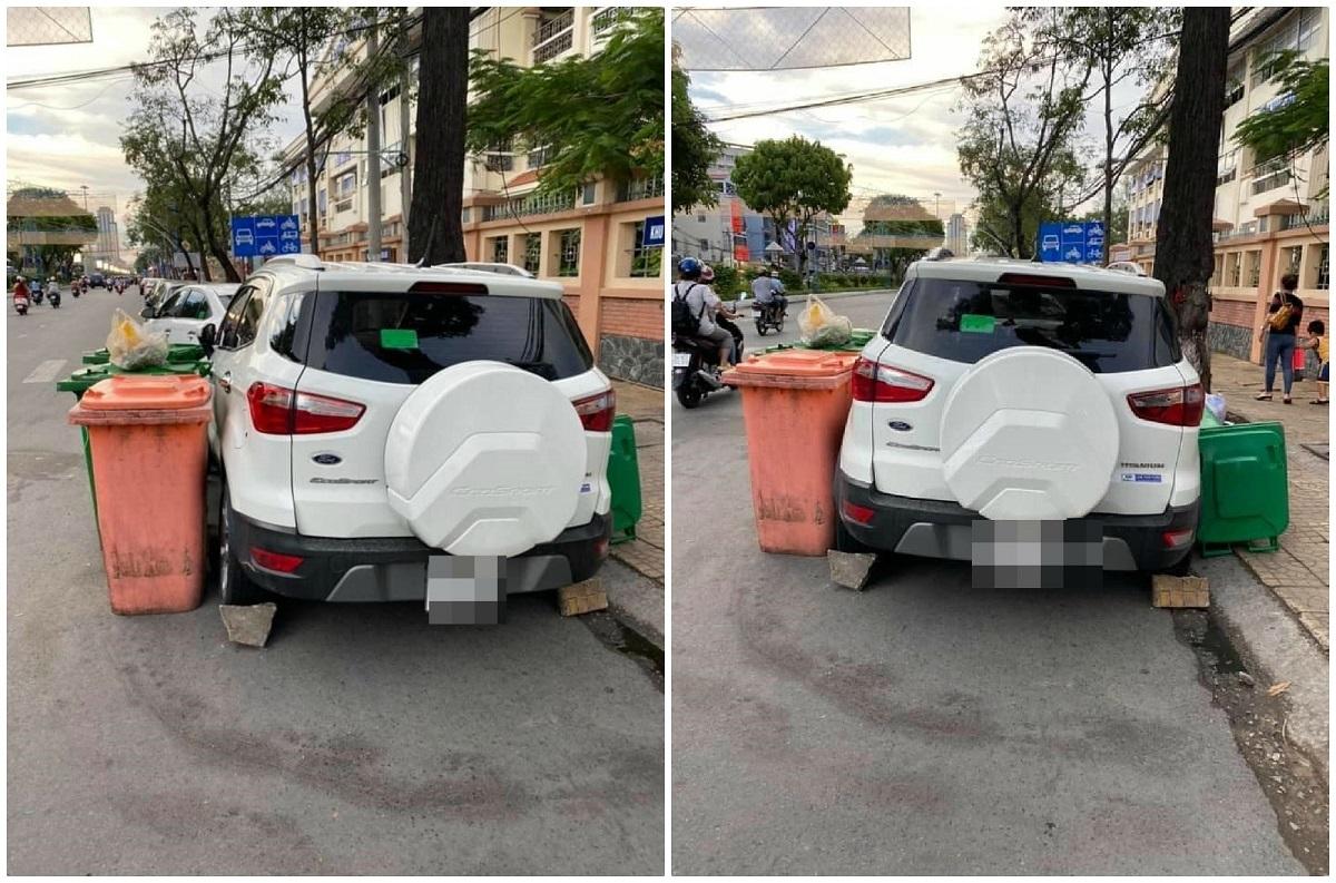 Tài xế trả giá đắt vì đỗ xe không đúng chỗ - 2