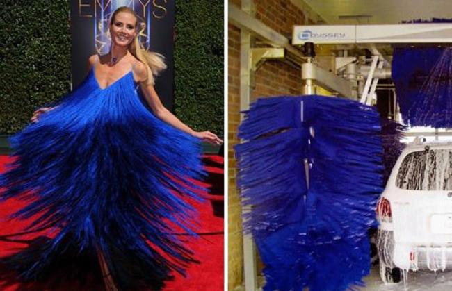 Nhữngtrùng hợp ngẫu nhiên giữa thời trang và đồ dùng - 2