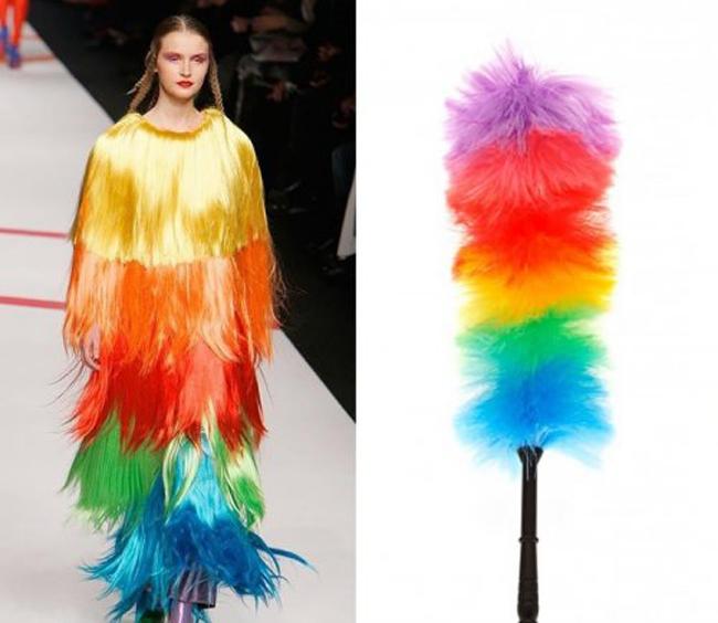 Nhữngtrùng hợp ngẫu nhiên giữa thời trang và đồ dùng - 8
