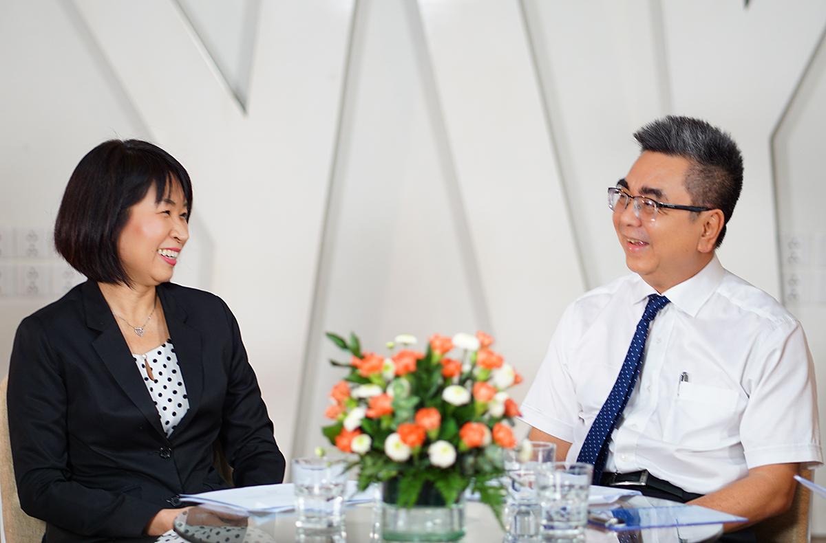 Chương trình đào tạo theo mô hình quốc tế tại Đại học Hoa Sen - 8