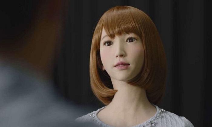 Enrica là robot giống người trang bị trí tuệ nhân tạo. Ảnh: Futurism.
