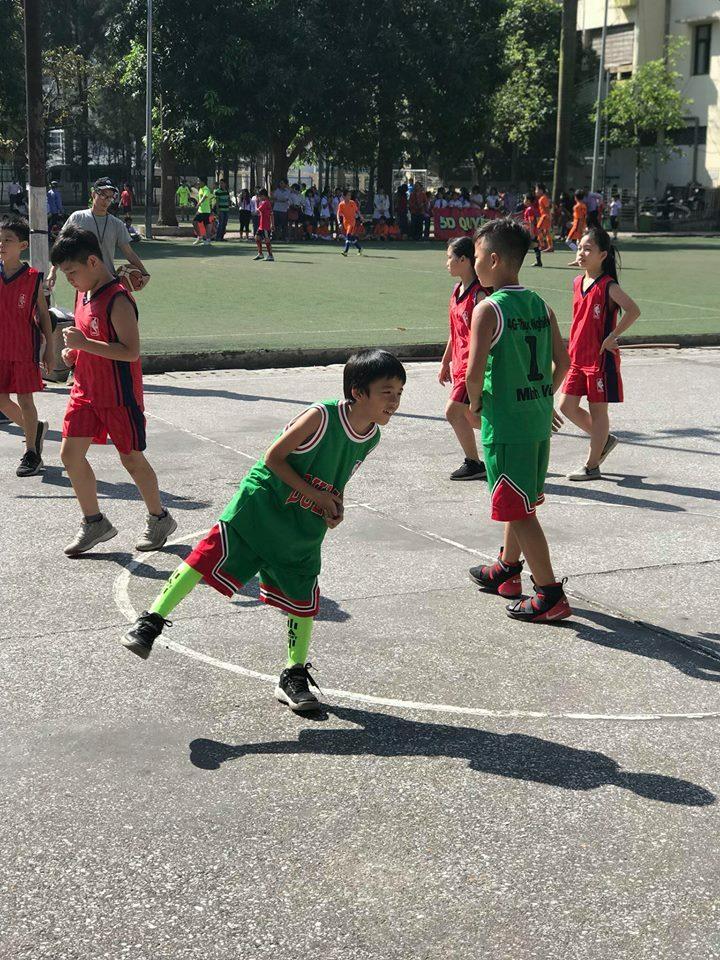 Hoạt động thể thao ở trường