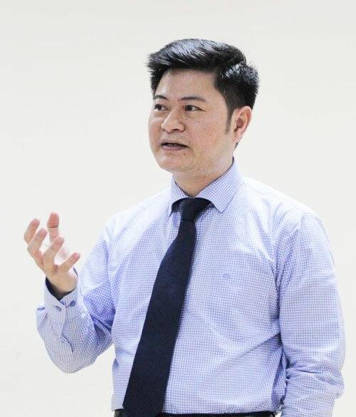 Anh Giang Nguyễn. Ảnh: Nhân vật cung cấp.